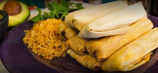 Food from Texas Tamale Company in Houston, TX