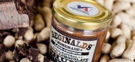 Food from Reginald's Homemade in Rockville, VA