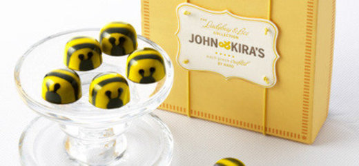 Food from John & Kira's in Philadelphia, PA