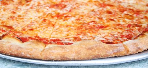 Food from Joe's Pizza in New York, NY