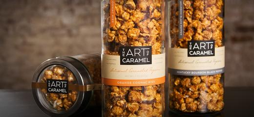 Food from The Art of Caramel in Pasadena, CA