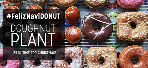 Food from Doughnut Plant in New York, NY