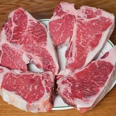 Peter Luger Porterhouse & Strip Steaks
