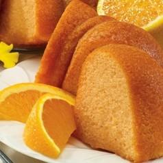Honeybell Orange Bundt Cake