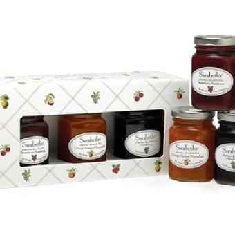 Sarabeth's Preserves - 3 Jar Family Gift Box