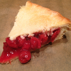 "Twede's Cafe ""Twin Peaks"" Cherry Pie"