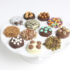 Chocolate Covered Oreos - 12 Pack