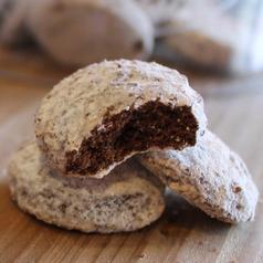 Savannah Black and White Cookies
