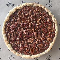 Pecan Maple Pie