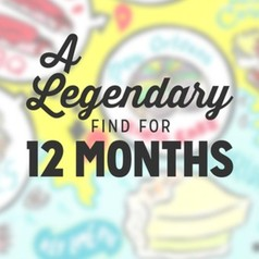 ANNUAL: 12 Months of Legendary Finds
