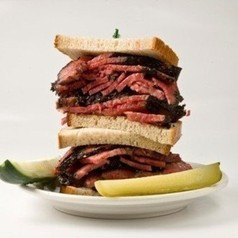 Package 1 - Pastrami/Corned Beef Dinner for 2