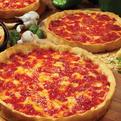 6 Chicago Deep Dish Pizzas